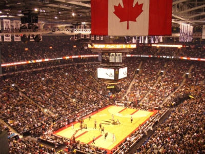 The night the lights went out in Toronto