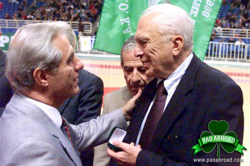 Τζακ Νικολαΐδης: από τα πρώτα All Star σε ηγέτη της Παναθηναϊκής Ιδέας